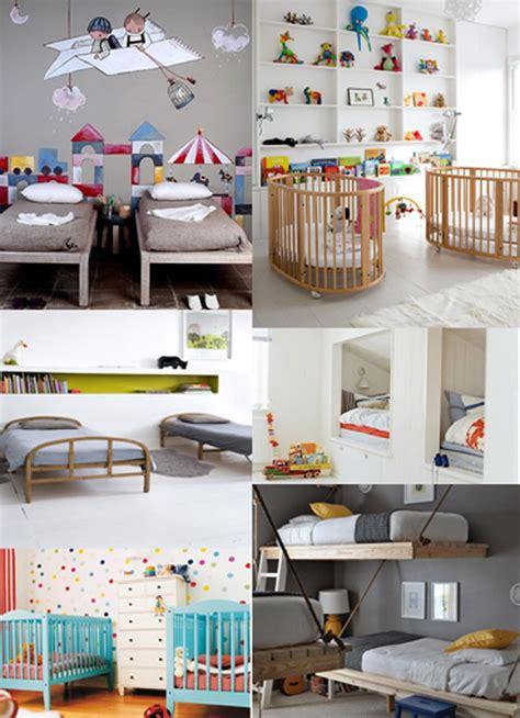 room for 2 une chambre pour 2 enfants paquet calin