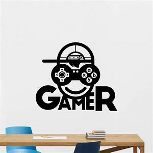 Aliexpress com : Buy Video Game Sticker Play Decal Gaming