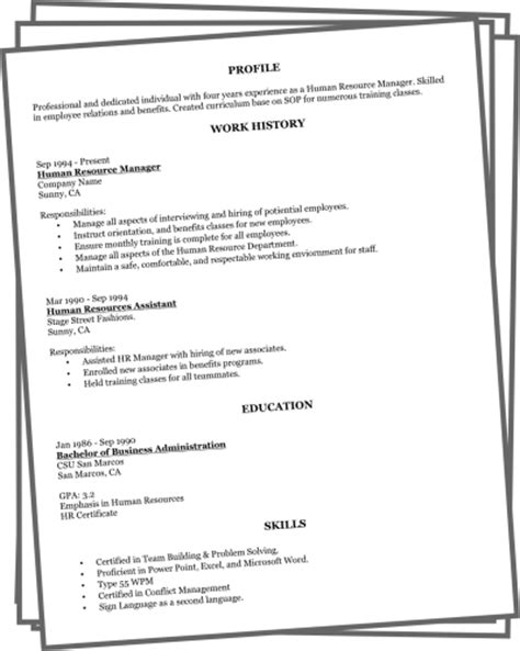 easy free resume create a better resume in minutes get a better