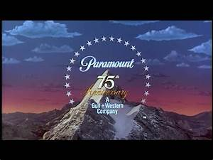 Paramount logo (75th Anniversary Prototype variant) - YouTube