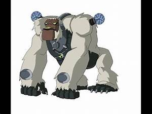 ULTIMATE SHOCKSQUATCH - New Ben 10 Ultimate Aliens - YouTube