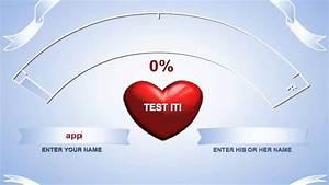 Funny Love Test... Love Tester