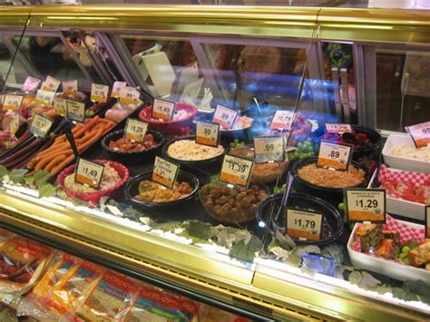 41 Best Deli Department Images On Pinterest Cabinets