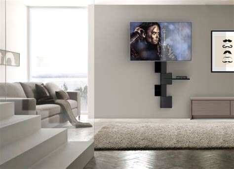 Mensole Porta Tv by Ghost Cubes Shelf Meliconi