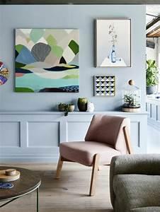 Peindre Au Pastel : 1001 id es pour votre peinture murale originale ~ Melissatoandfro.com Idées de Décoration