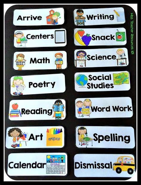 best 25 visual schedule preschool ideas on 814 | 559317bea35ecff0782ec377666c22b5 classroom labels school classroom