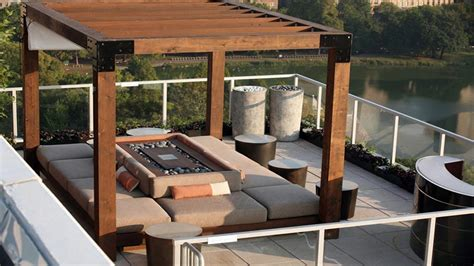 awesome apartment terrace design ideas rooftop terrace