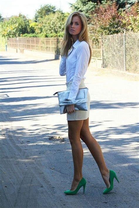 27 Very Sexy Outfits For Work - Styleoholic