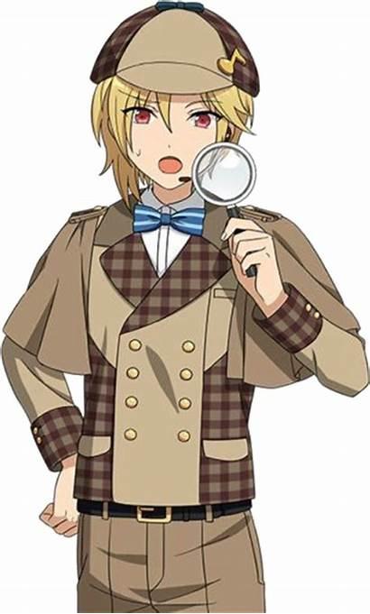 Detective Nazuna Nito Stars Ensemble Render Watchful