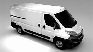 Van Peugeot : peugeot boxer van l2h1 2017 3d model ~ Melissatoandfro.com Idées de Décoration