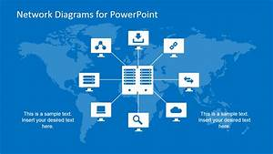 Simple Network Diagrams For Powerpoint