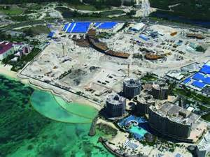 Baha Mar Bahamas Construction