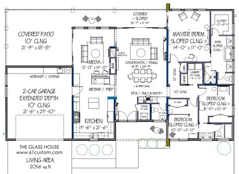 Mansion Floor Plans Free Free Contemporary House Plan Free Modern House Plan The House Plan Site