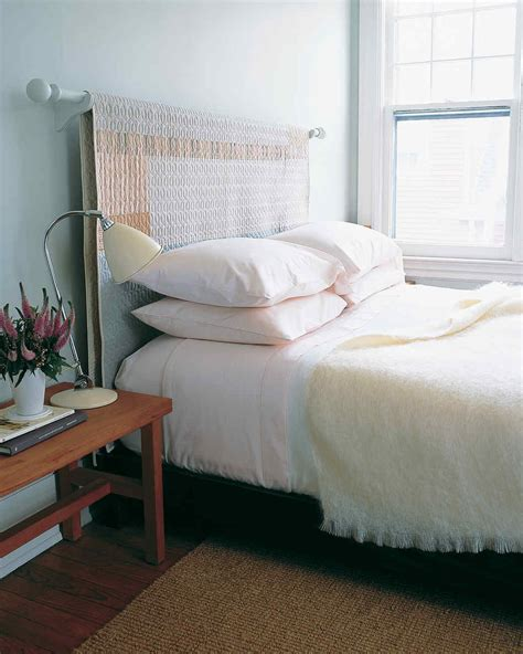 Ideas For Diy Headboards by 11 Diy Headboard Ideas To Give Your Bed A Boost Martha