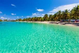 Most Beautiful Caribbean Island Beaches