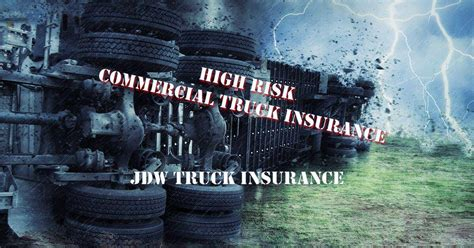 Gap insurance coverage is a form of car insurance to protect the and it is why, in most cases, gap insurance on a lease is required. High Risk Truck Insurance Auto Liability Coverage | JDW ...