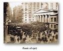 Panic of 1907 | Armstrong Economics