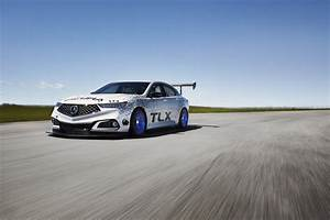 Acura Nsx And Tlx To Race Up Pikes Peak  Tlx A