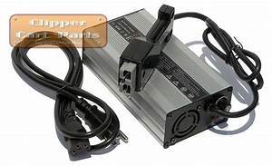 Ez-go Ezgo 36 Volt Golf Cart Battery Charger