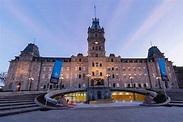 Parliament Building (Hotel du Parlement) (Quebec City ...
