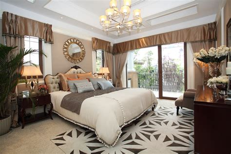 Custom Luxury Master Bedroom Ideas (pictures