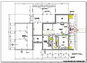 Create Electric And Plumbing Plan Of Your Building By Ahtishamuneer