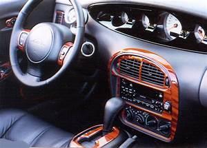 1997-2002 Plymouth Prowler Wood Grain Dash Trim Kit