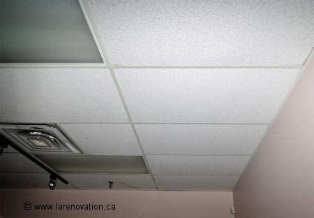 revetements de plafond