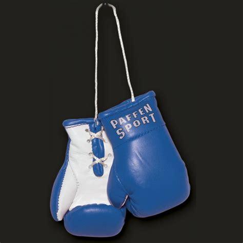 fauteuil gant de boxe color mini boxing gloves paffen sport