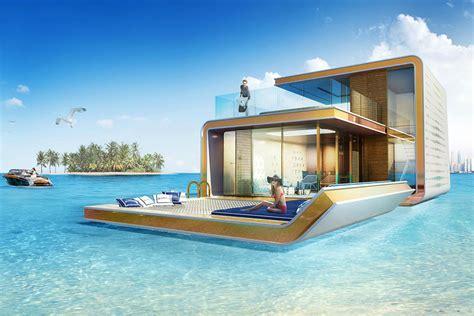 under the sea dubai s floating seahorse villas