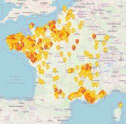 Carte Penurie Carburant : carburant plus de 250 stations services en p nurie ~ Maxctalentgroup.com Avis de Voitures