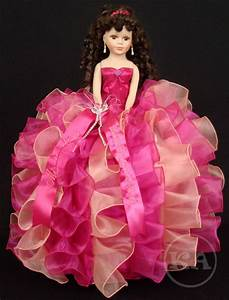 "HeidiCollection.com: Diana 21"" Quinceanera Doll in Satin ..."