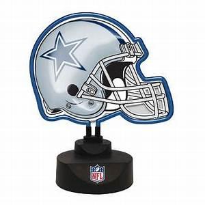 NFL Dallas Cowboys Neon Lamp