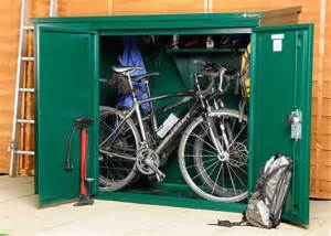 Rubbermaid Storage Shed Instructions by Metal Bike Shed For 3 Bikes Cycle Sheds From Asgard