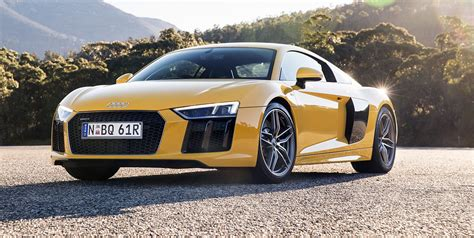 2016 Audi R8 Review Caradvice