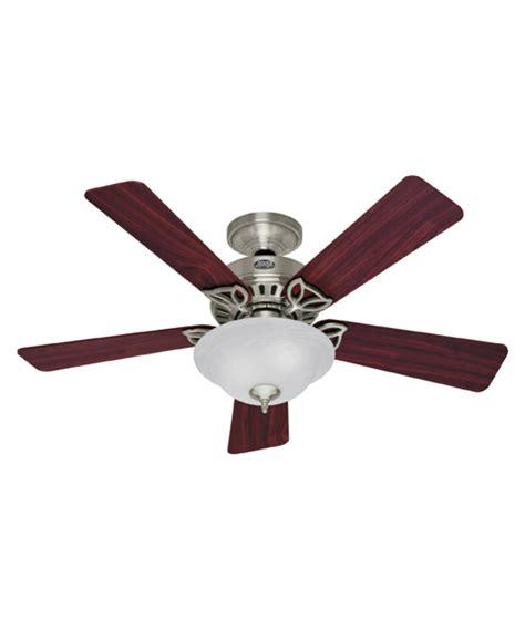 44 inch ceiling fans hunter fan 28035 auberville 44 inch ceiling fan with light
