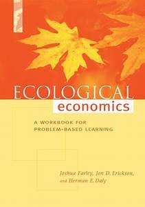 Ecological Economics  A Workbook For Problem