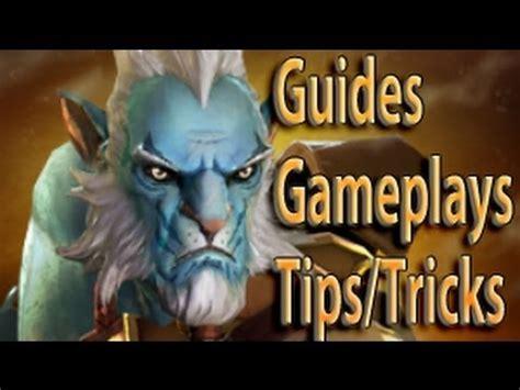 dota 2 all series gameplays guides phantom lancer gameplay azwraith skills