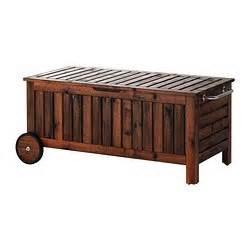 banktruhe balkon auflagenbox gartentruhen günstig kaufen ikea