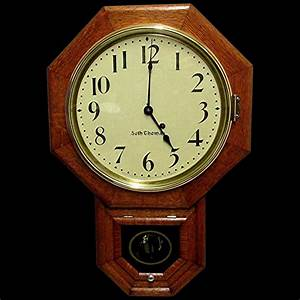 Sold, See, Other, Clocks, For, Sale, Antique, Seth, Thomas, Regulator, Drury, House, Antiques