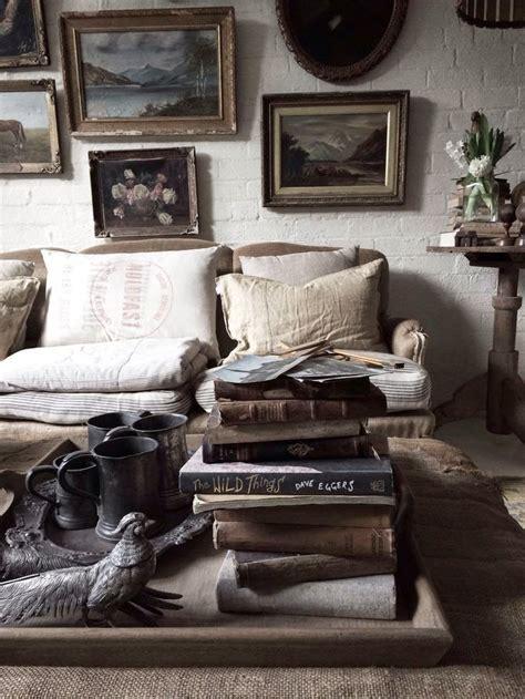 Vintage Farmhouse Home Decor by Eclectic Mix Boho Bohemian Chic Rustic Decor Interior
