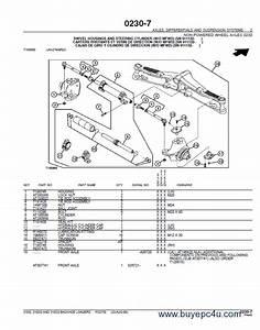 John Deere 310g 310sg 315sg Backhoe Loader Parts Manual
