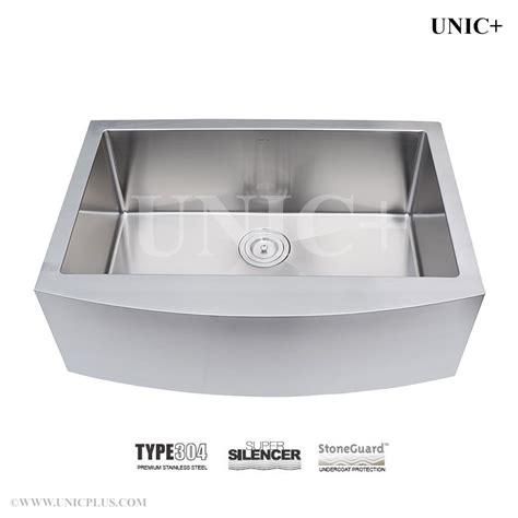10 inch stainless steel kitchen sink 30 inch small radius stainless steel farm apron kitchen 9679
