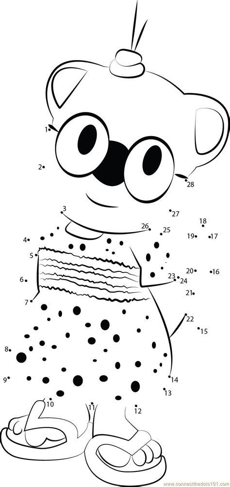 cute koala dot to dot printable worksheet connect the dots