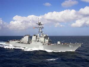 NavFax - everything Navy: Ship Class: Destroyers