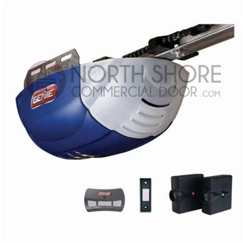 genie lift garage door opener genie chainlift 600 for residential operation 1022 2tx
