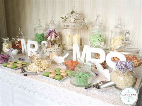 Top 25 Ideas About Wedding Candy Table On Pinterest