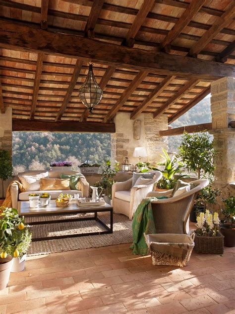unbelievable rustic porch designs