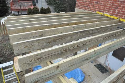 trex decking joist spacing composite deck composite decking 24 oc
