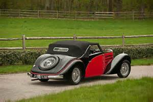 '38 Bugatti Type 57 Stelvio Cabriolet hitting the auction ...